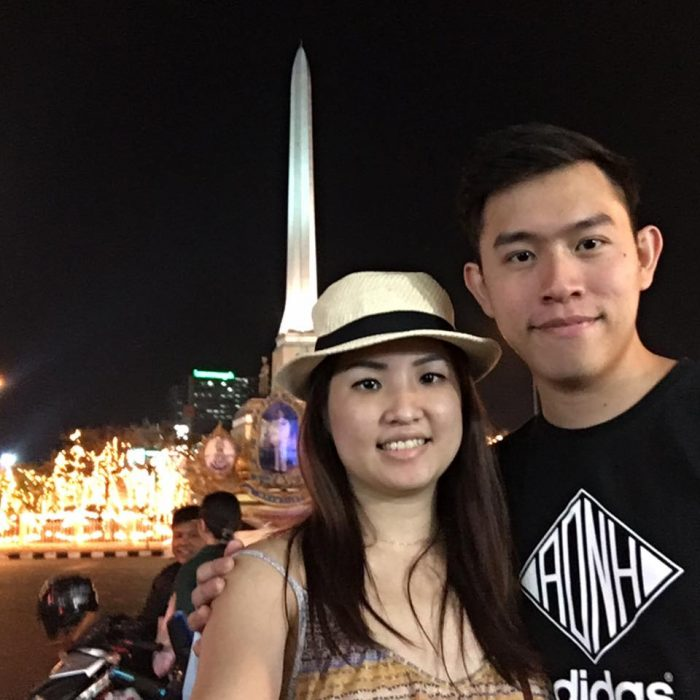 victory monument photo